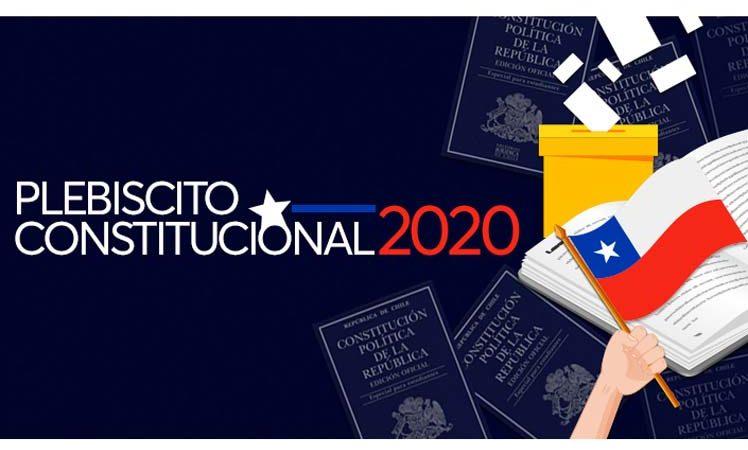 Chile en reflexión ante cercanía de plebiscito por nueva Constitución Santiago de Chile. Prensa Latina