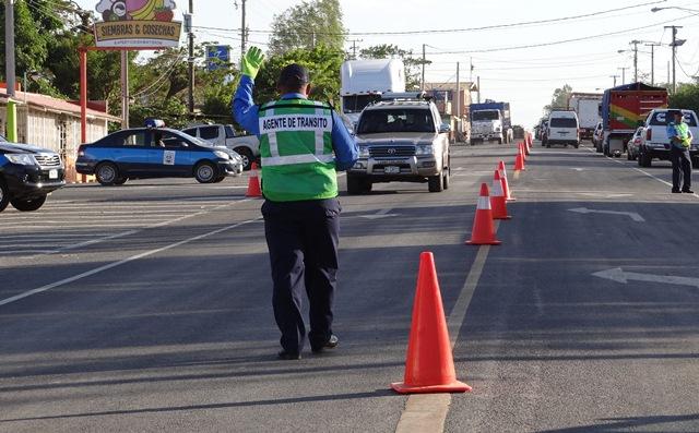 Disminuyeron muertes y accidentes de tránsito en última semana
