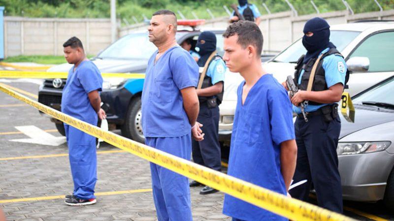 Policía incauta más de 44 kilos de cocaína en Nagarote Managua. Radio La Primerísima