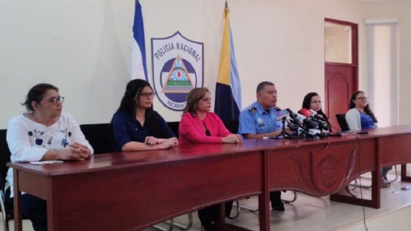 Policía ha desarticulado 12 pandillas este año Managua. Por Radio La Primerísima