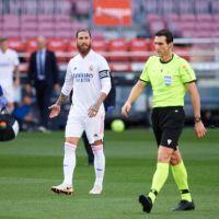 """Audio que aviva la polémica del Clásico: """"Ramos agarra primero la camiseta"""" Madrid, España. Agencias"""