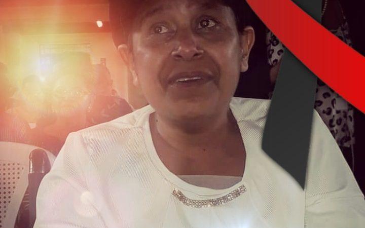 Fallece destacada militante sandinista en Jinotepe Managua. Radio La Primerísima