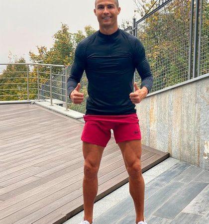Cristiano Ronaldo cambia de look en su confinamiento Los Ángeles, EEUU. ESPN Deportes