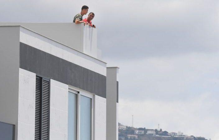 Roban en la lujosa mansión de Cristiano Ronaldo Lisboa. Agencias