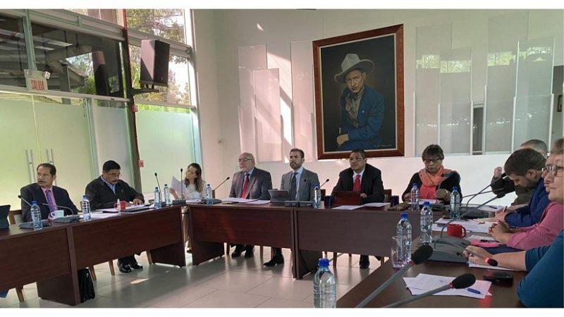 Nicaragua y Rusia abordan tema de renovación de buses y envío de trigo Managua. Radio La Primerísima