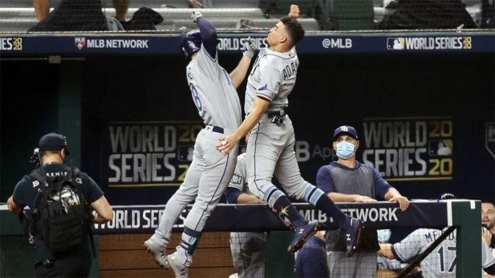 Rays empatan la Serie Mundial Arlington, EEUU. Agencias