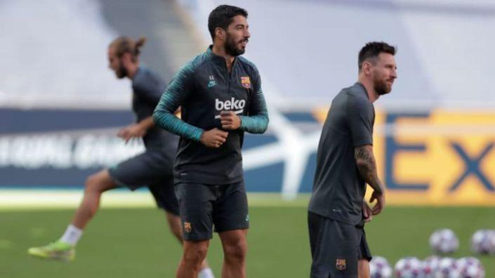Suárez habla sobre el futuro de Leo Messi en el FC Barcelona Montevideo. Agencias
