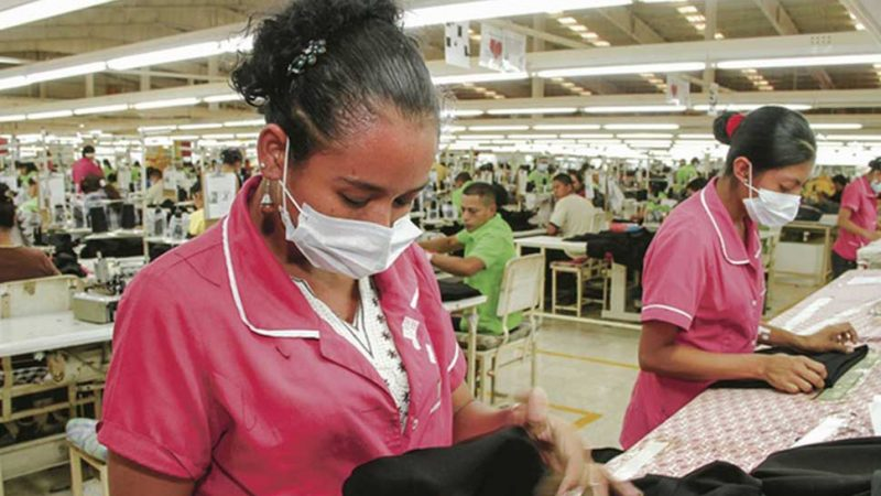 Empresa textil de México generará 5 mil nuevos empleos Managua. Por Douglas Midence Barrios