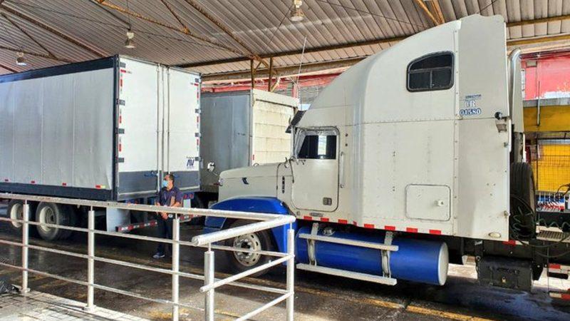 Transportistas ticos provocan nuevo cierre en frontera con Panamá San José. CRHoy.com