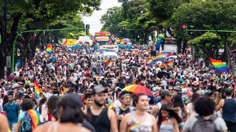 Otra marcha contra nuevos impuestos en Costa Rica San José. Prensa Latina