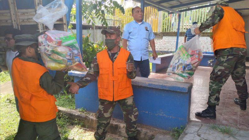 Atención inmediata a familias afectadas por tornado en San Carlos Managua. Radio La Primerísima