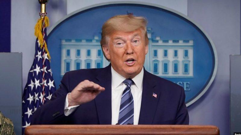 Campaña electoral en EEUU sacudida tras contagio de Trump Washington. Prensa Latina
