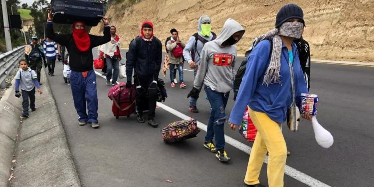 Casi tres millones de migrantes no regresan a casa por la Covid ONU/TELESUR