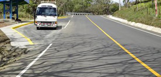 Nueva vía descongestionará tráfico vehicular hacia Managua Managua. Radio La Primerísima