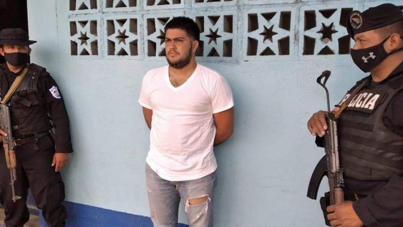 Detienen al asesino del periodista William González Jarquín Managua. Radio La Primerísima