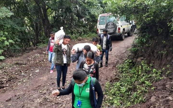 Gobierno Sandinista atiende a familias en albergues Managua. Radio La Primerísima