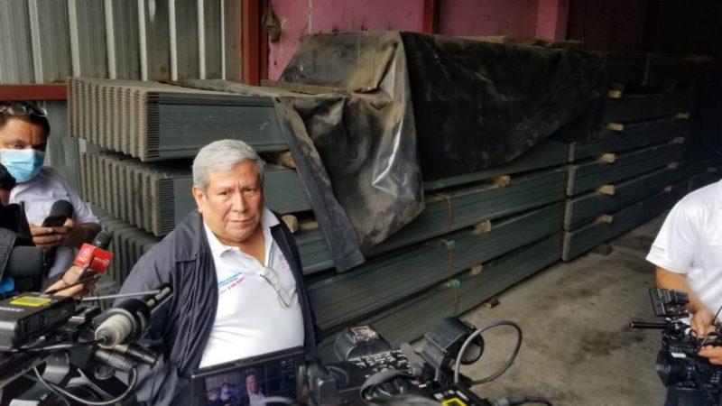 Alistan Plan Techo para afectados por Huracán ETA Managua. Por Danielka Ruíz/Radio La Primerísima