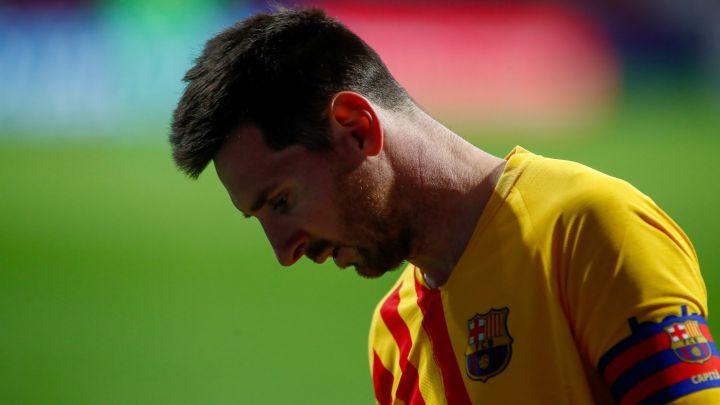 Messi no viajará a Kiev Agencia
