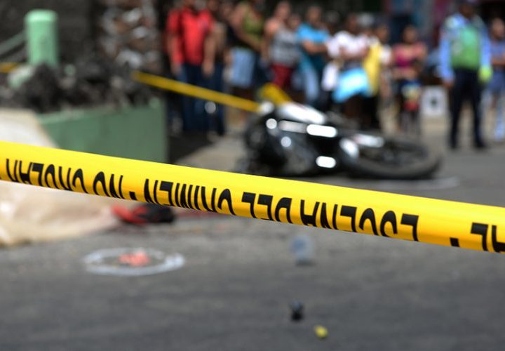 Motociclista se fuga tras ocasionar accidente en Managua