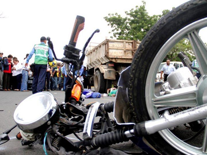 Aumentan fallecidos por accidente de tránsito