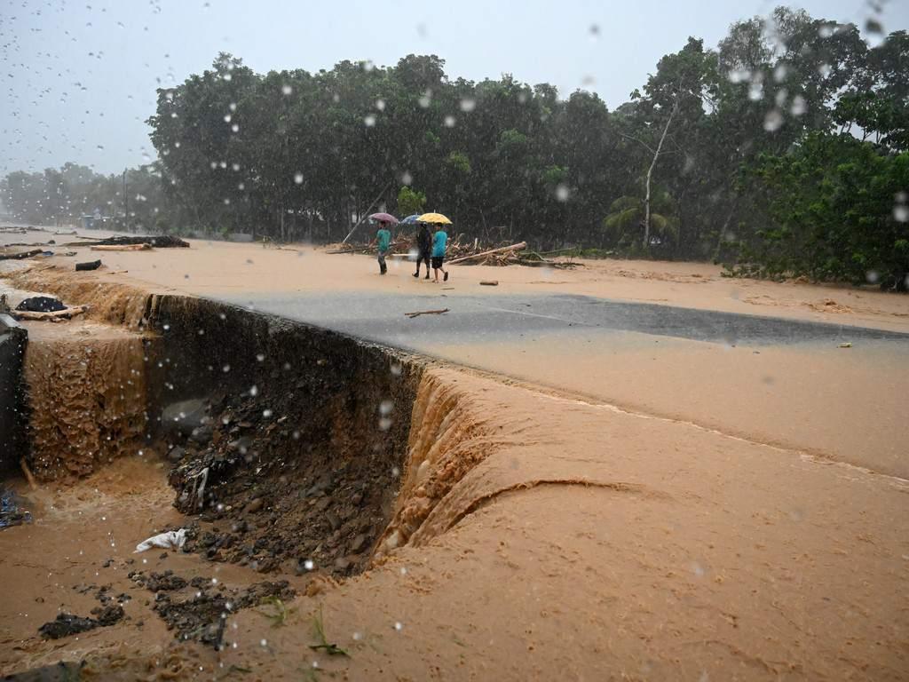Honduras decreta alerta roja por afectaciones de Huracán Eta Agencia
