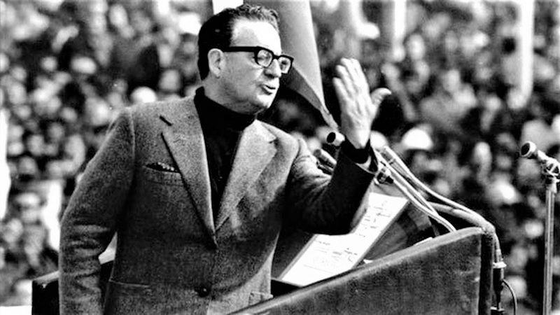 EEUU confiesa que derrocó a Allende Sputnik, Rusia