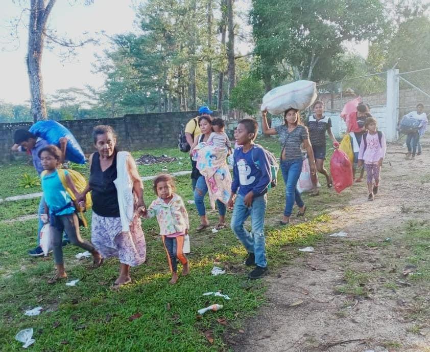 Gobierno Sandinista inicia evacuación preventiva Bilwi. Medios caribeños