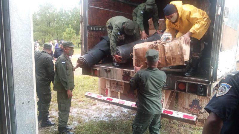 Envían nueva caravana de alimentos al Caribe Norte Managua. Radio La Primerísima.