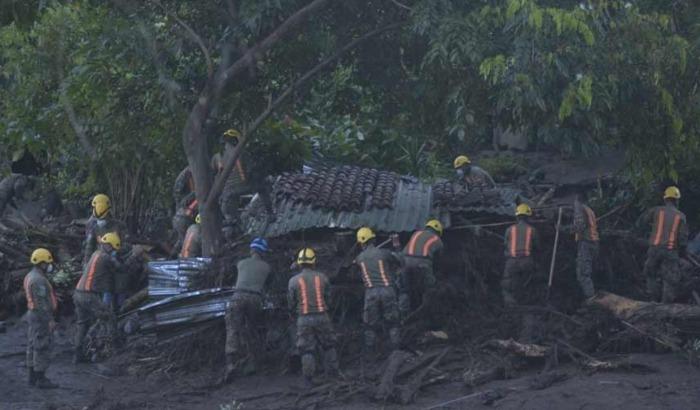 Deslave deja dos muertos en Costa Rica San José. Prensa Latina
