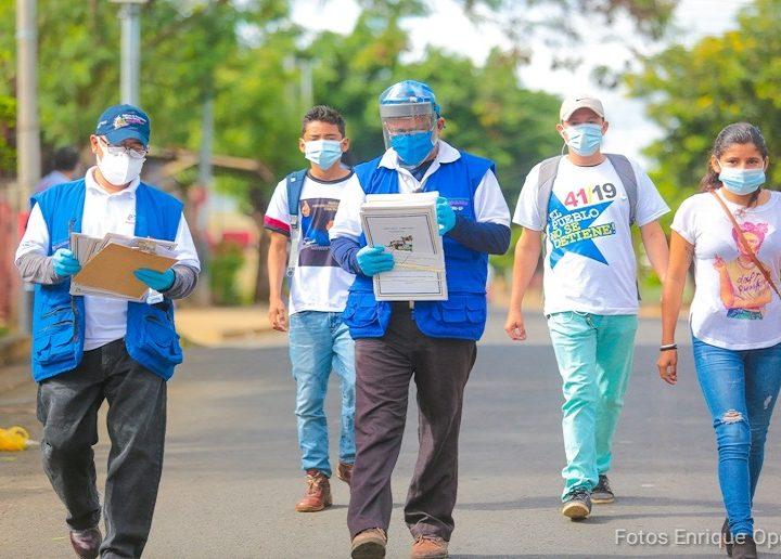 PGR entrega títulos de propiedad en Ciudad Sandino