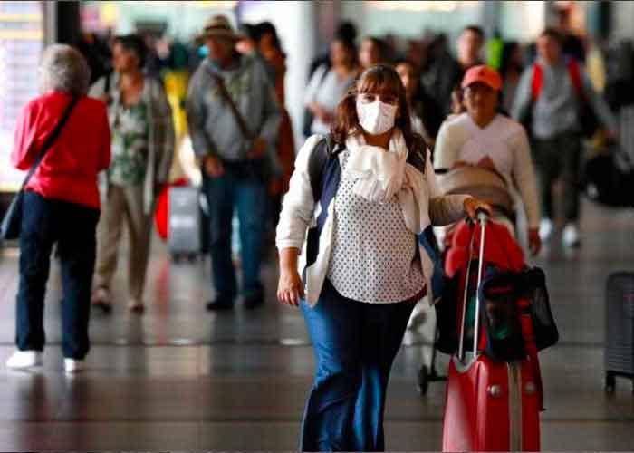 Colombia extiende cierre de fronteras Bogotá. EFE