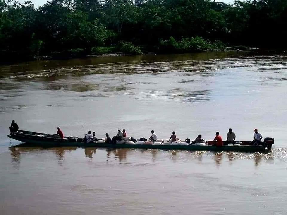 Trasladan a Waspam a comunitarios que habitan en frontera con Honduras Managua. Radio La Primerísima