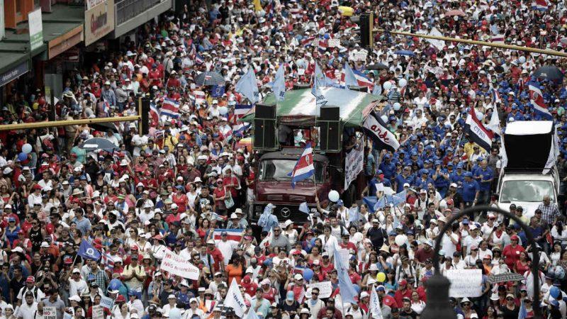 Costa Rica: derechas en conflicto y tensión popular Por Nery Chaves García | Centro Estratégico Latinoamericano de Geopolítica (CELAG)