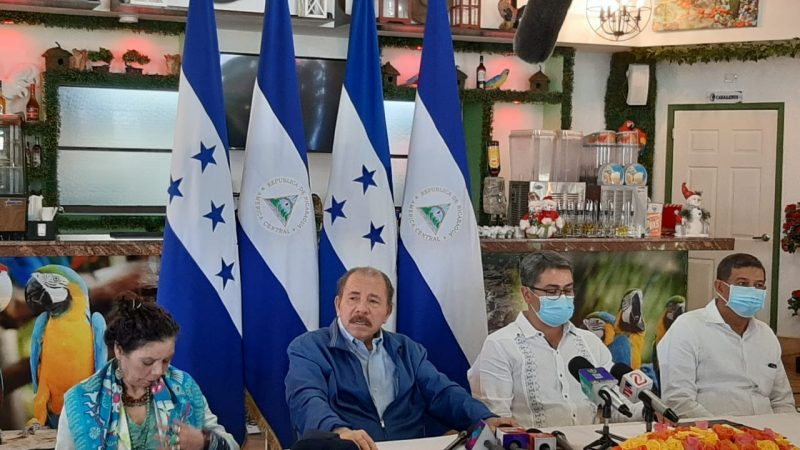 Honduras propone alianza centroamericana ante desastres Managua. Por Jerson Dumas/Radio La Primerísima