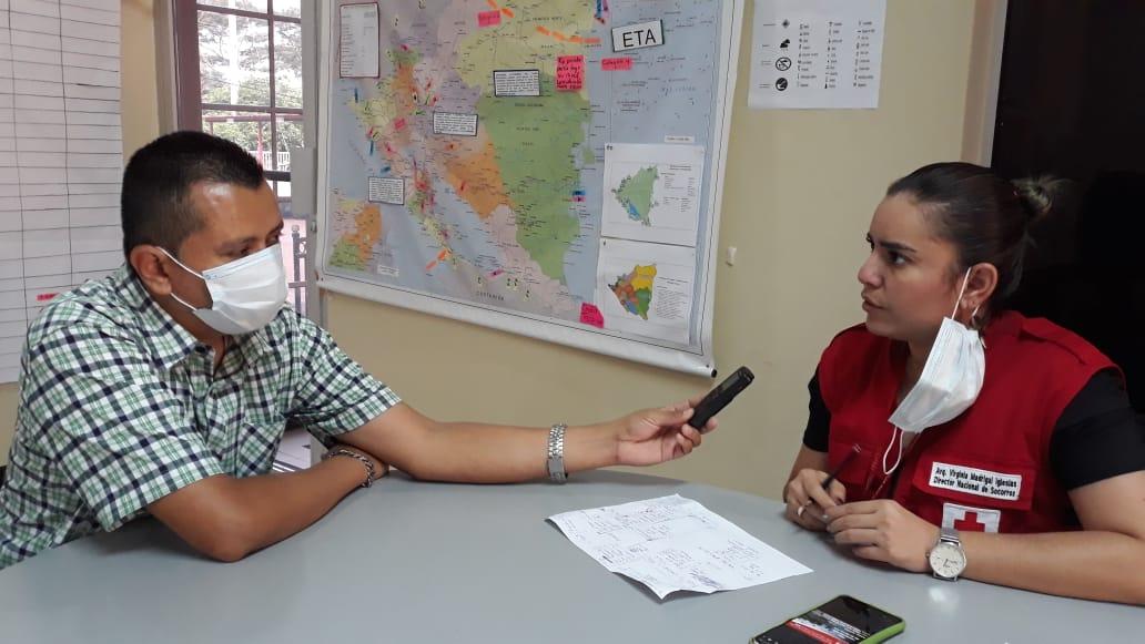 Atienden a más de dos mil familias en Prinzapolka y Bilwi Managua. Por Douglas Midence/Radio La Primerísima