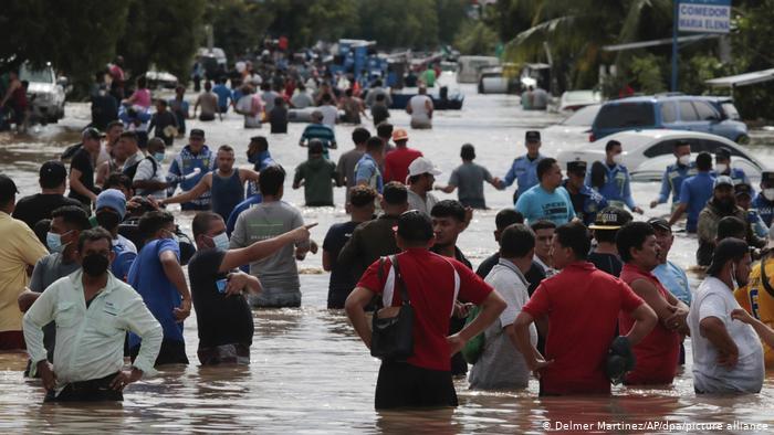 BCIE dona 500 mil dólares a Honduras para asistencia humanitaria por Eta Agencia
