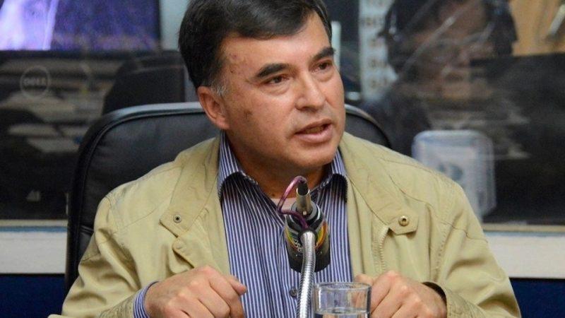 Juan Ramón Quintana y el golpe contra Evo Morales La Paz. Por Gustavo Veiga, diario Página/12, Argentina