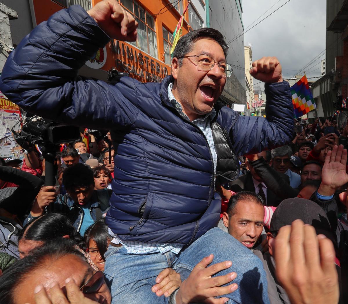 ¿Qué hará Arce para reconstruir la economía de Bolivia? Por Luis Hernández Navarro | Diaro La Jornada, México