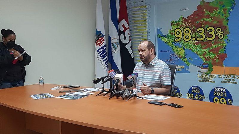 ENATREL restablece paulatinamente servicio de energía en Caribe Norte Managua. Radio La Primerísima