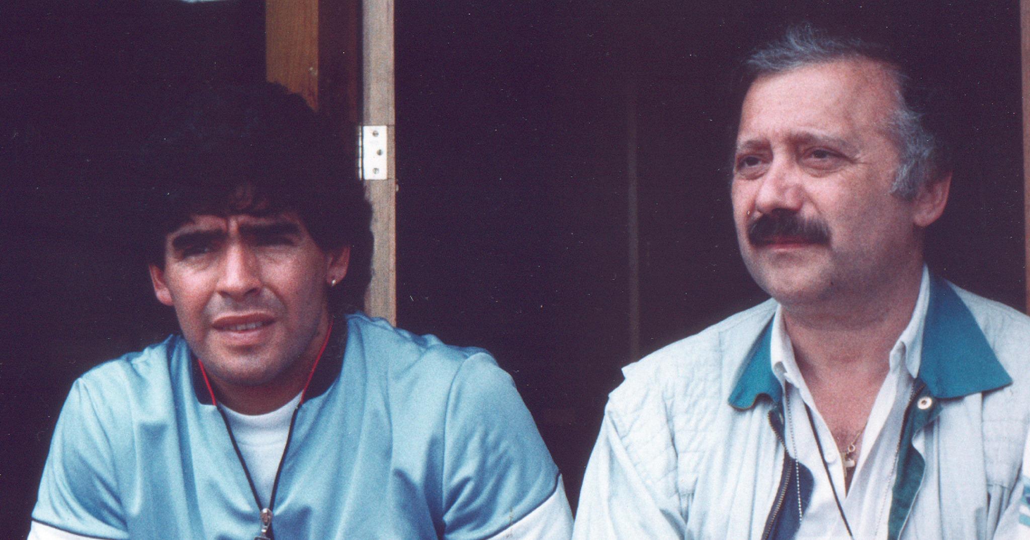 A Diego Armando, un hombre de palabra Por Gianni Minà