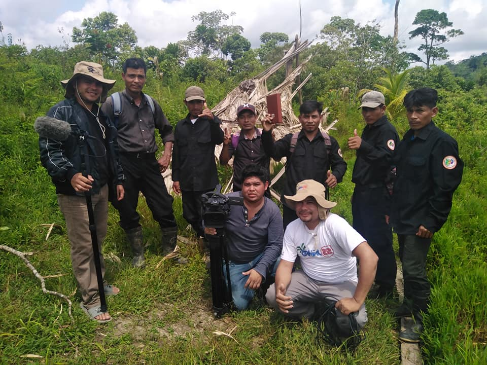 Pueblo Mayangna celebra aniversario de sus guardabosques Bonanza. Canal 22 Televisión, Bilwi