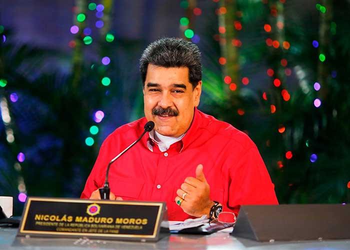 Maduro llama al pueblo a ejercer su voto en comicios parlamentarios Caracas. teleSUR