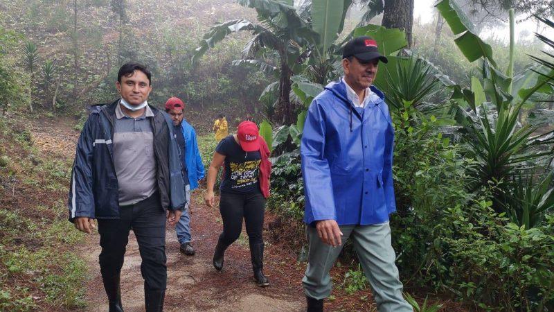 Segovianos acompañan a familias afectadas por Eta Las Segovias en Noticias