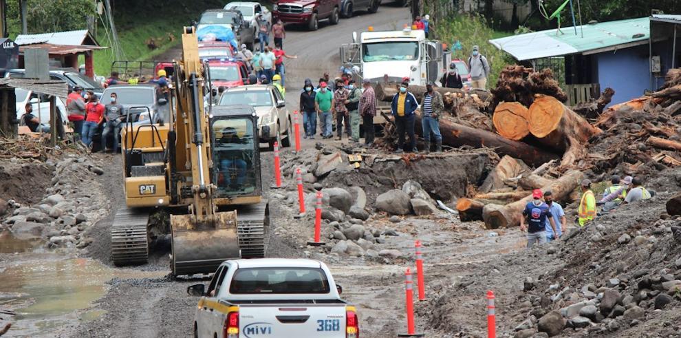 Panamá reporta 3 mil 551 afectados por los efectos de Eta Agencia