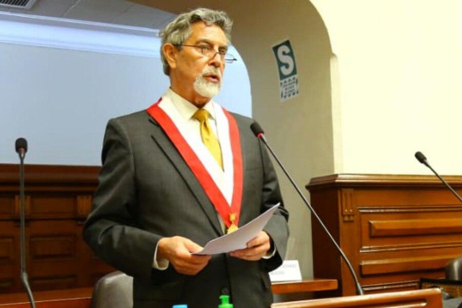 Juramentan al nuevo Presidente del Perú teleSUR