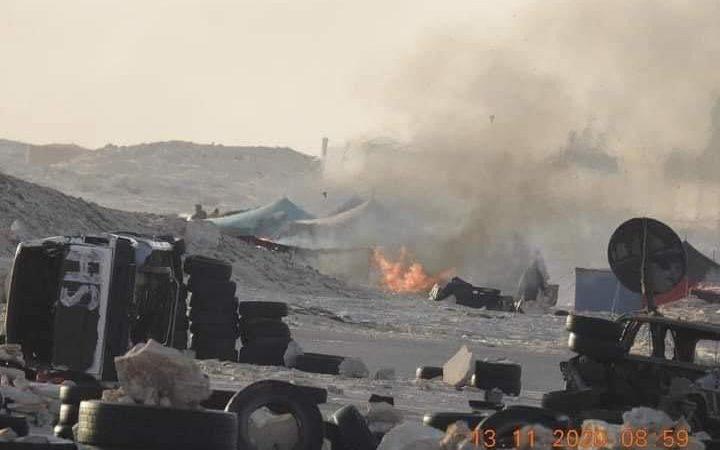 Frente Polisario declara la guerra a Marruecos Madrid. Agencias