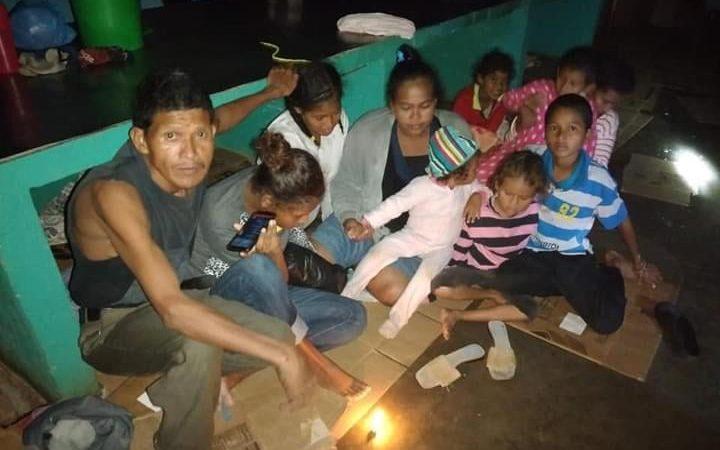 Huracán ETA azota con toda su fuerza en Bilwi y otras comunidades del Caribe Norte Bilwi. Radio La Primerísima.