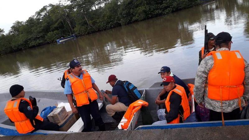 Brigadas municipales actividas en todo el país para salvaguardar vidas Managua. Radio La Primerísima
