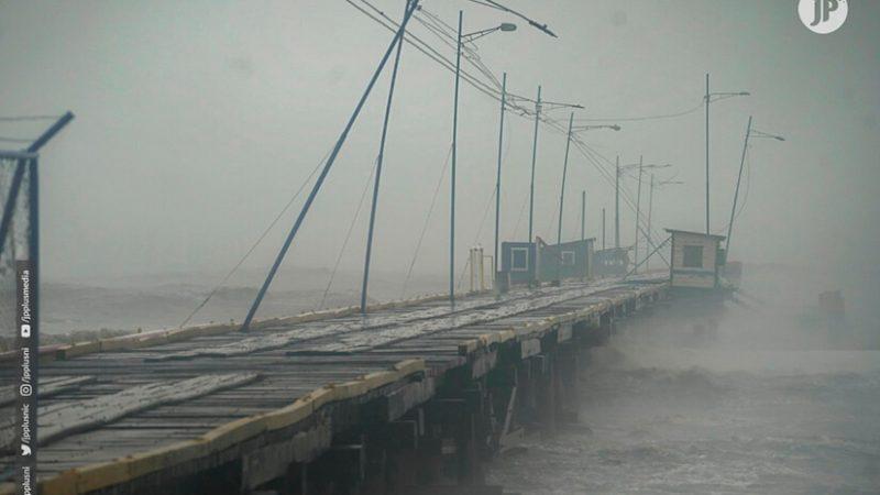 Expertos esperan que huracán ETA  pierda intensidad al tocar tierra Managua. Radio La Primerísima