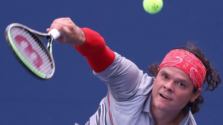 Raonic, el cañonero del tenis en la temporada 2020 Agencia